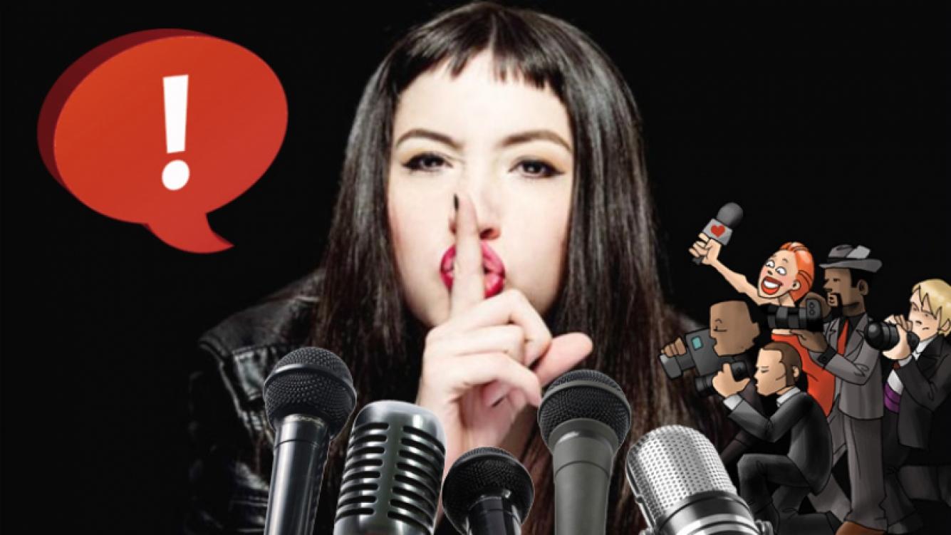 La fuerte crítica de Sofía Gala con la prensa (Foto: revista Planeta Urbano)