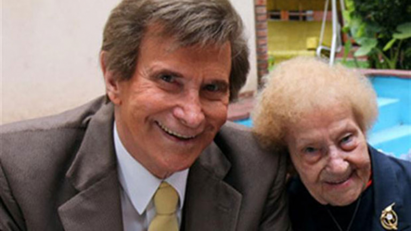 Murió la mamá de Silvia Soldán: Tita tenía 102 años.