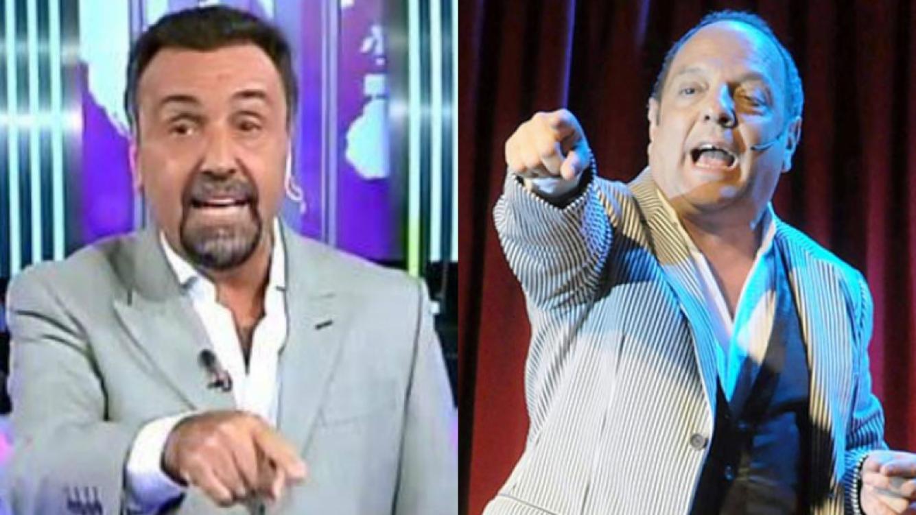 """Baby Etchecopar ¿se """"agarró a las piñas"""" con Roberto Navarro?"""