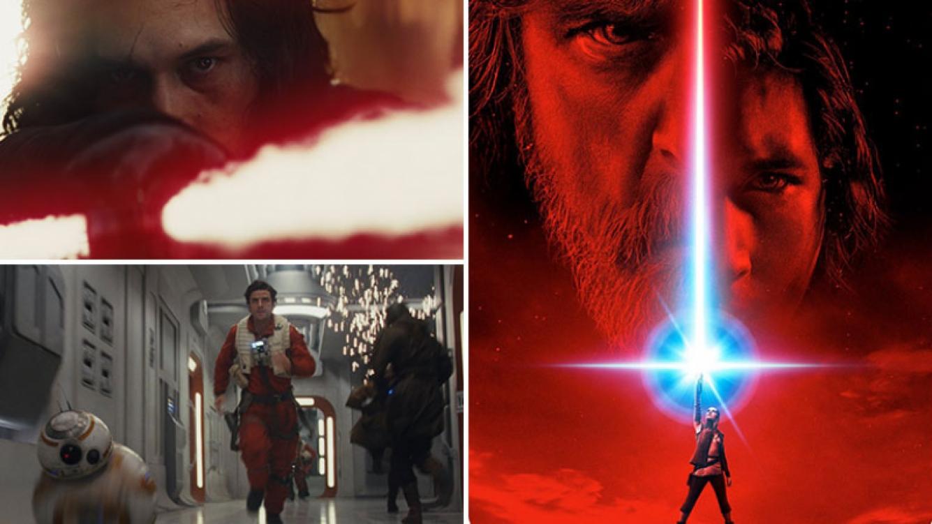 Se viene Star Wars, The last jedi. (Foto: Twitter)