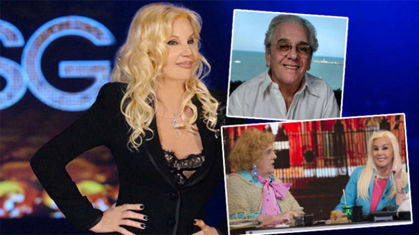 Susana Giménez confirmó que Gasalla estará en su programa