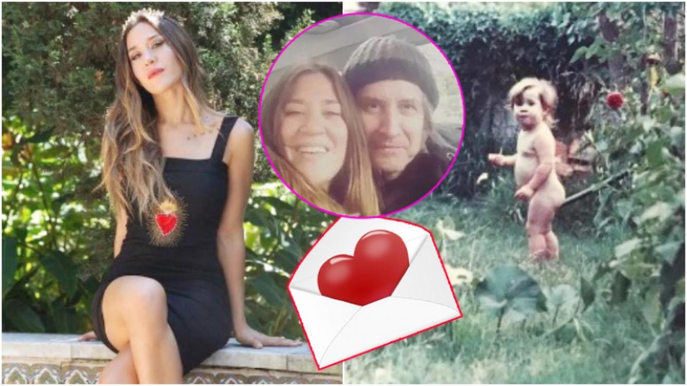 El conmovedor recuerdo de Jimena Barón a su papá en su cumpleaños (Fotos: Instagram y Web)