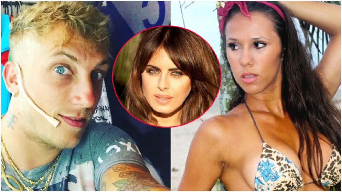 La reacción de Barby Silenzi luego de que Silvina Luna confesara que no le gustaría que acompañe al Polaco en el Bailando (Fotos: Web)