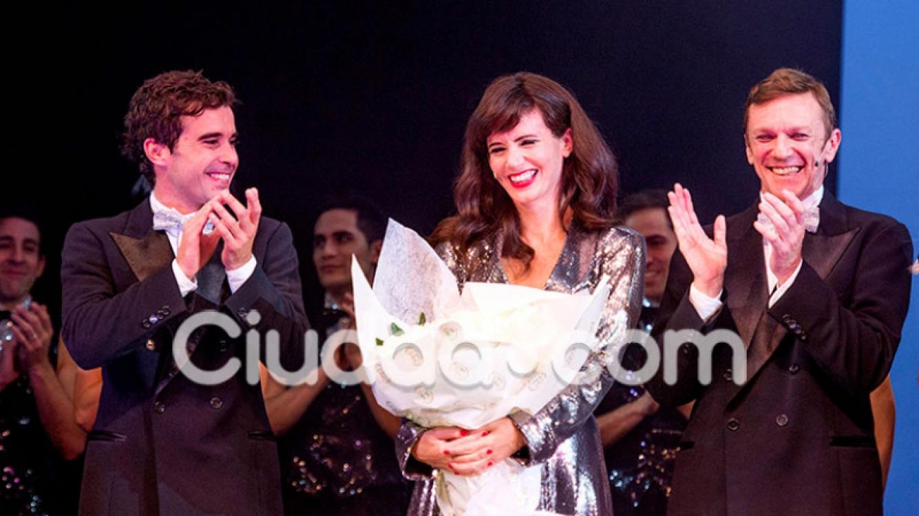 Así fue el esperado estreno de Sugar, con Griselda Siciliani. (Foto: Movilpress)