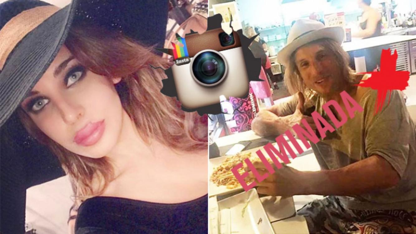"""¡Look, polémica y foto eliminada! Mirá la imagen del """"Cani"""" que publicó Charlotte Caniggia"""