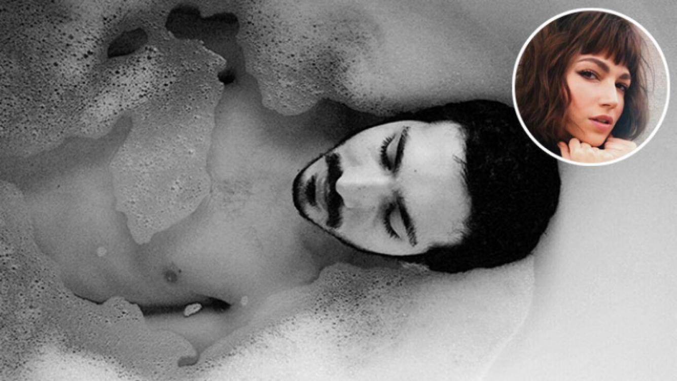 Úrsula Coberó compartió una foto hot del Chino Darín. (Foto: Instagram)