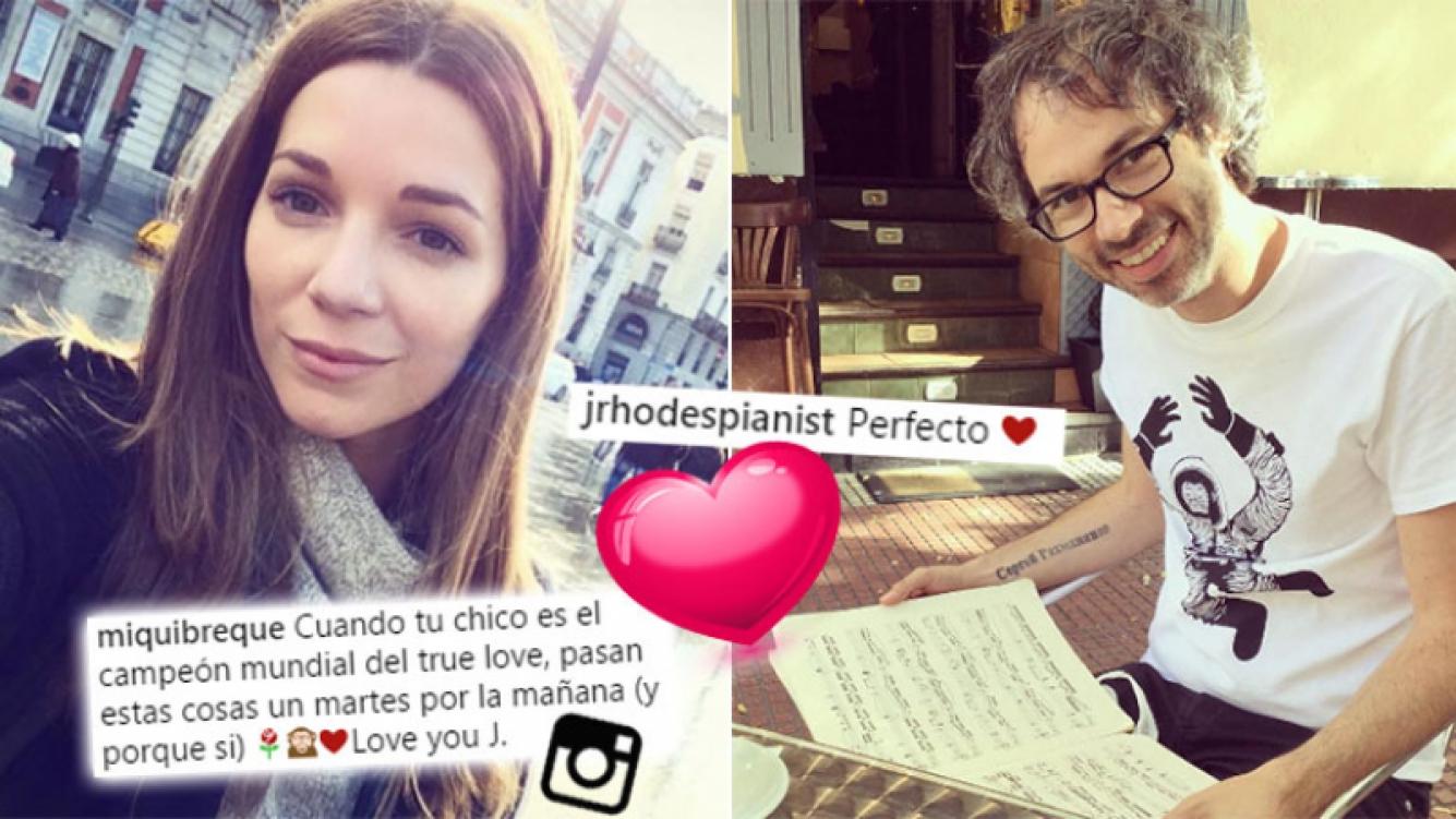 La fuerte historia de vida del nuevo novio de Micaela Breque