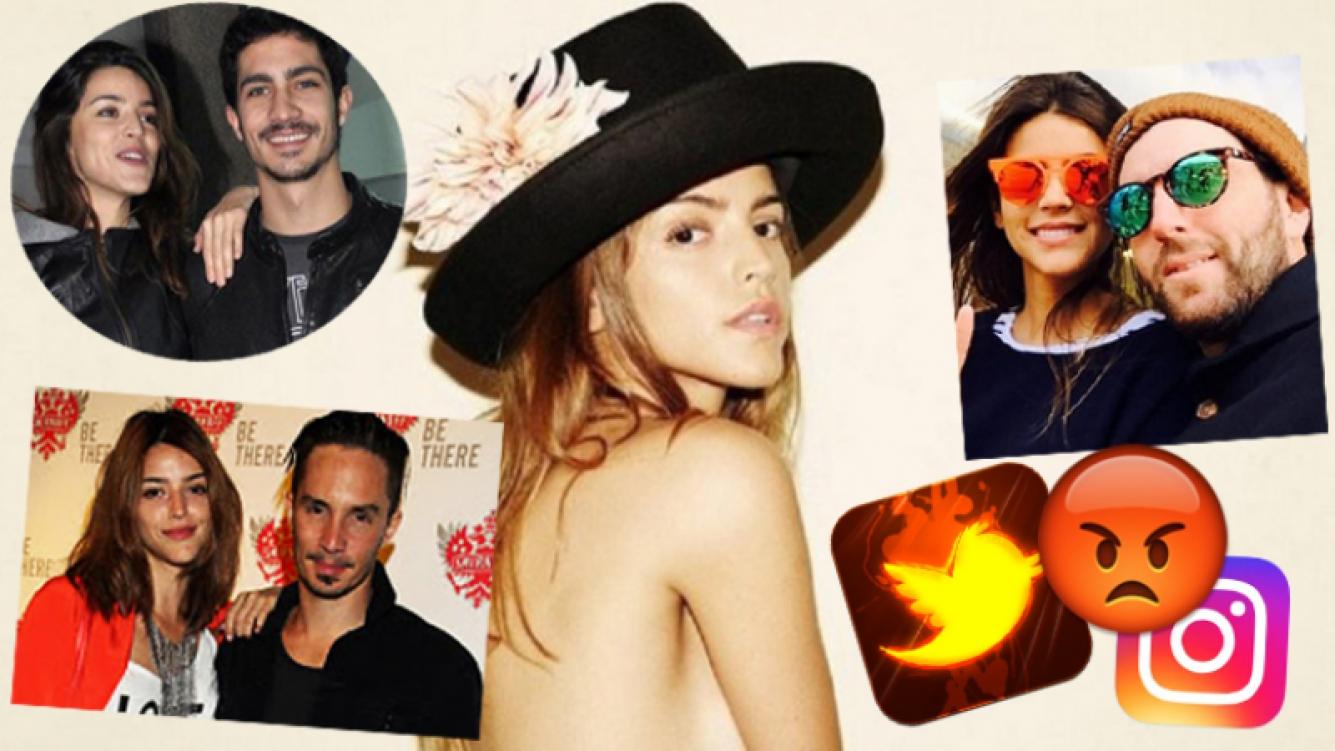 Calu Rivero habló de sus famosos ex y de las críticas (Fotos: Web).