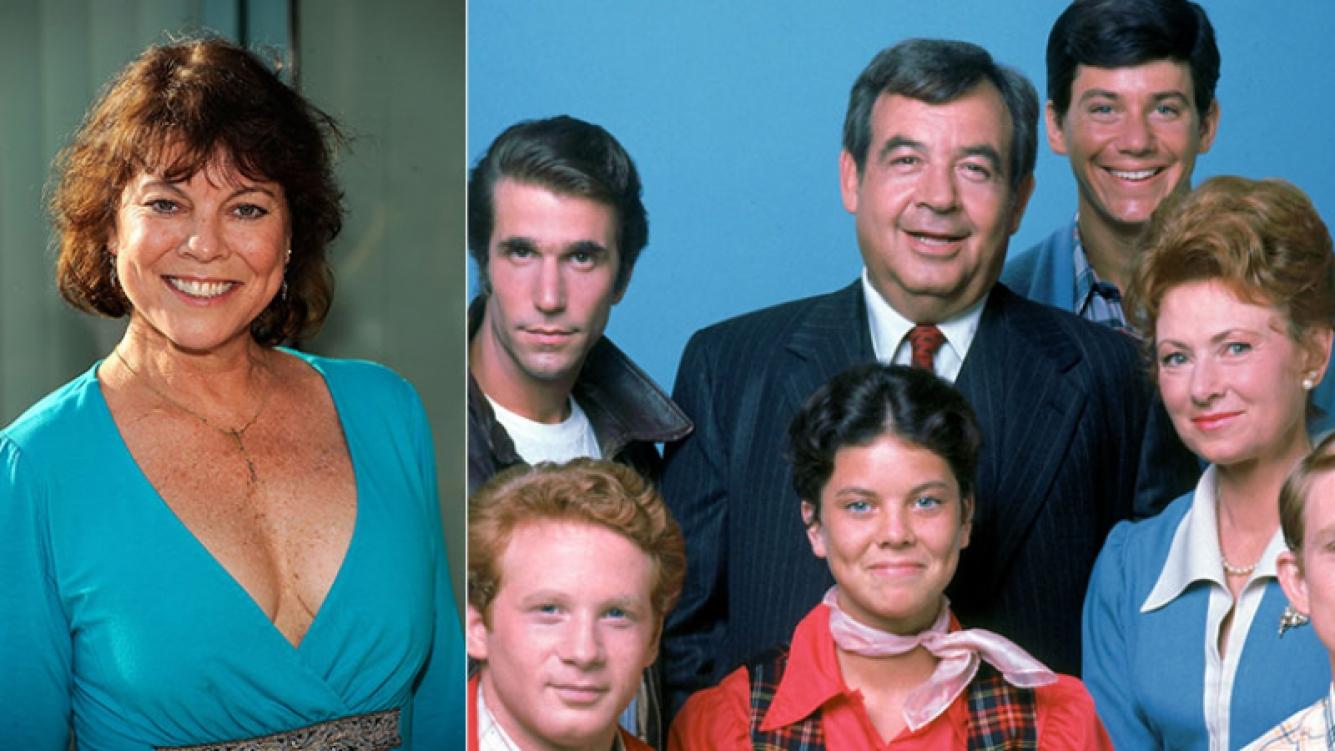 Muerte y misterio: falleció la actriz Erin Moran, protagonista de la serie Días felices.