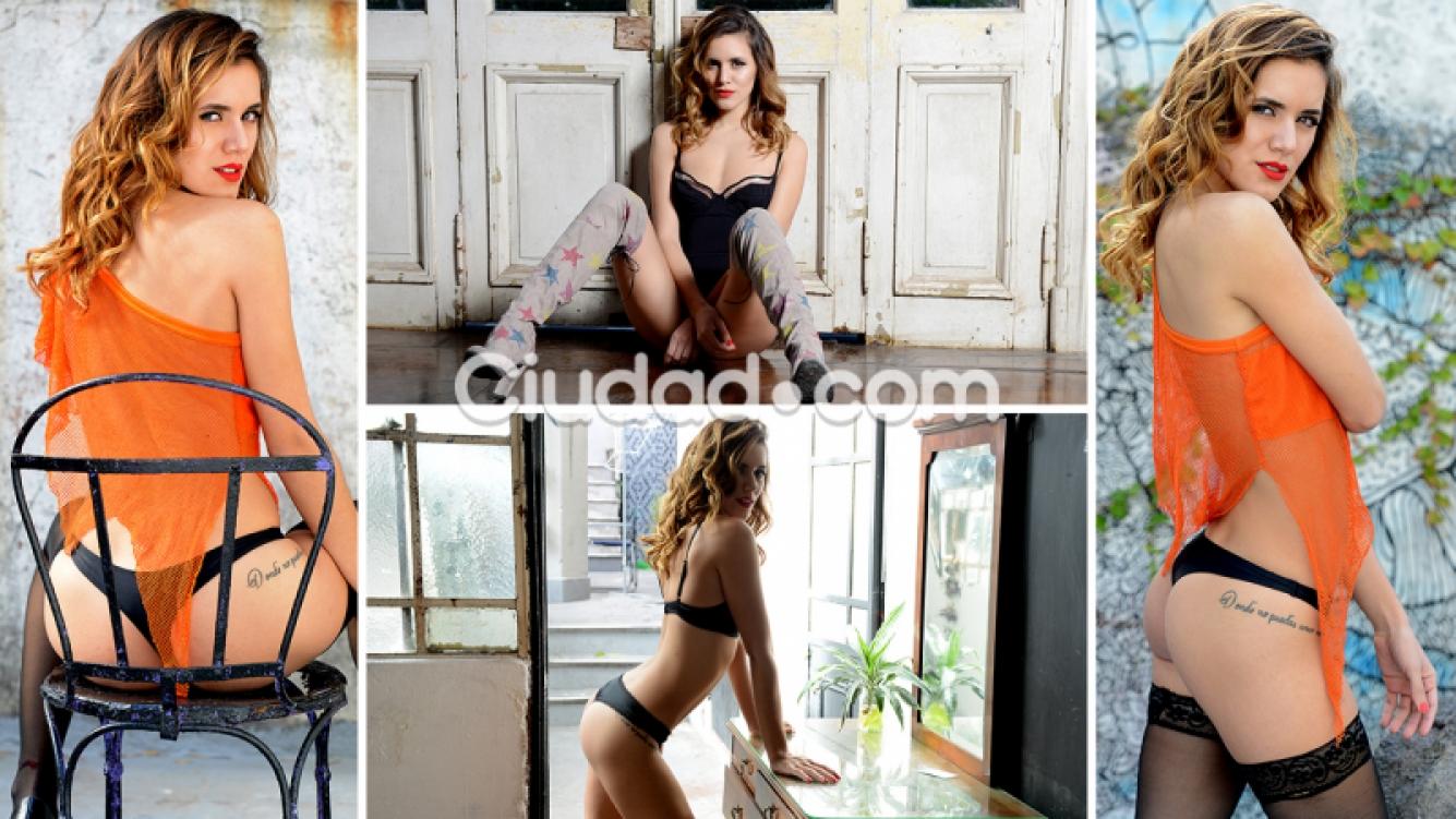 Roxana Cravero, la modelo cordobesa que enamoró a Huevo Müller. (Foto: Musepic / Ciuadad.com)