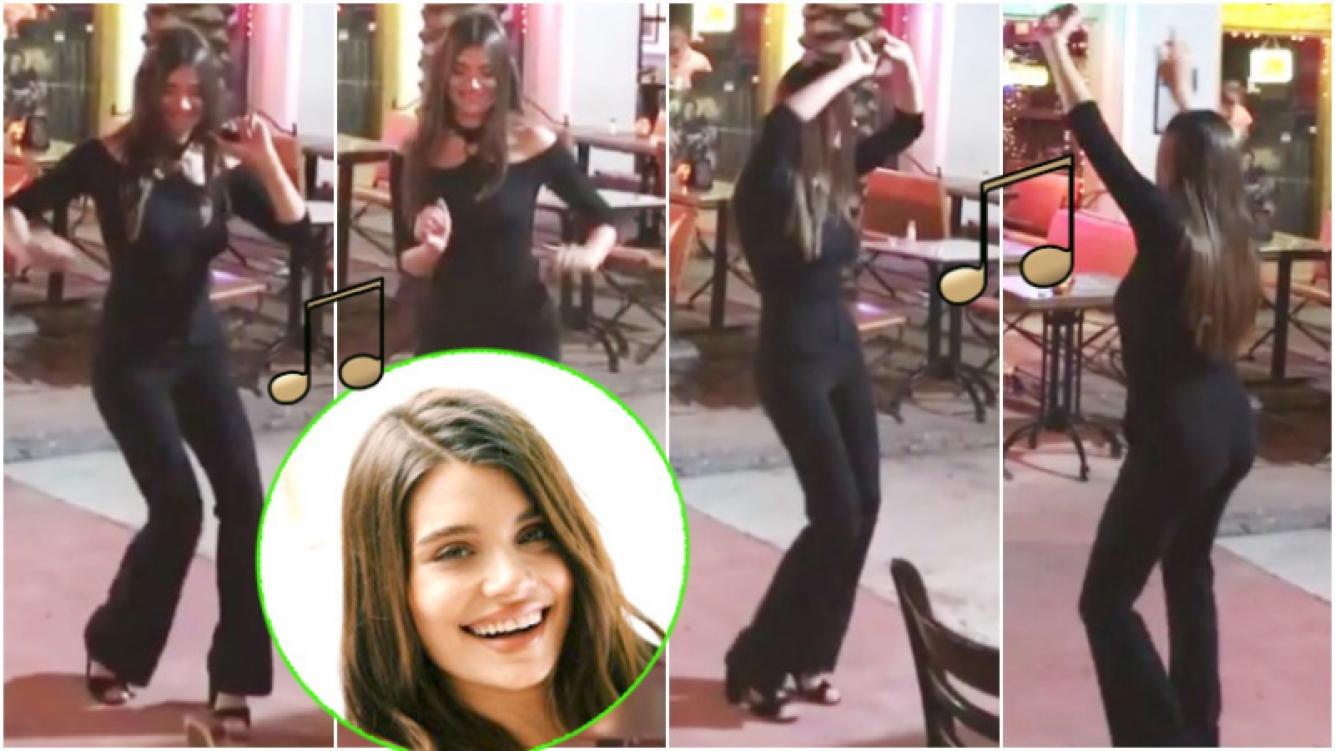 Mirá el improvisado bailecito sexy de Eva de Dominici en las calles de Miami (Fotos: Captura de Instagram)