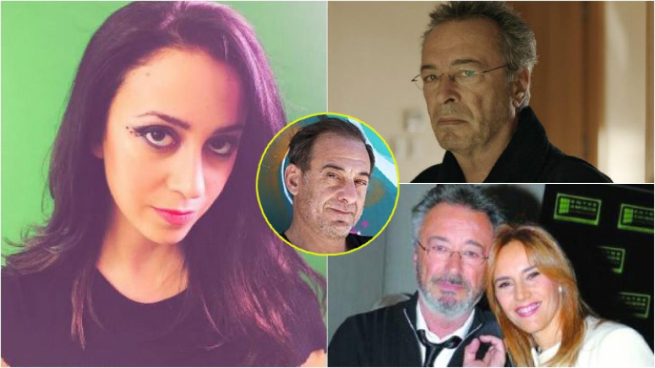 """Nai Awada, durísima contra Oscar Martínez: """"Mi padre tuvo una mujer hermosa que fue Marina Borensztein y él se la robó; lo escupiría"""""""