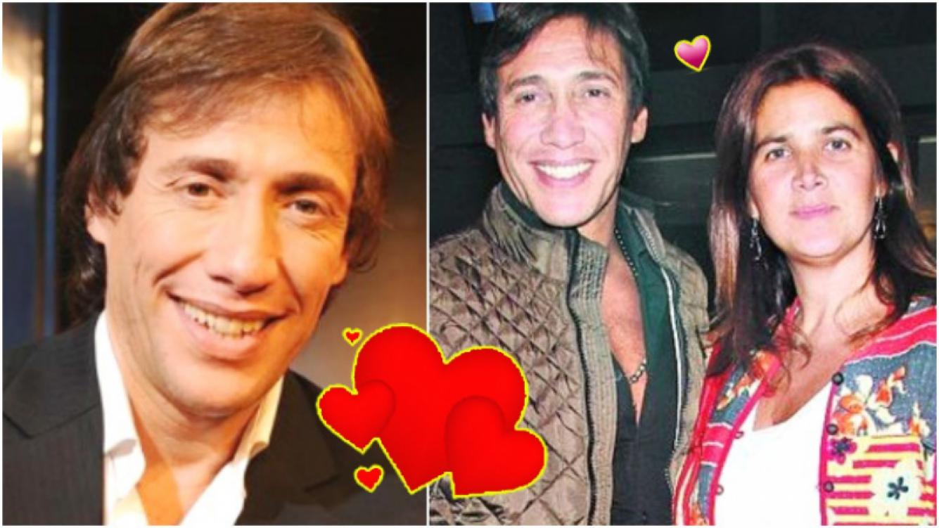 Fabián Gianola se reconcilió con su mujer, Verónica Suárez
