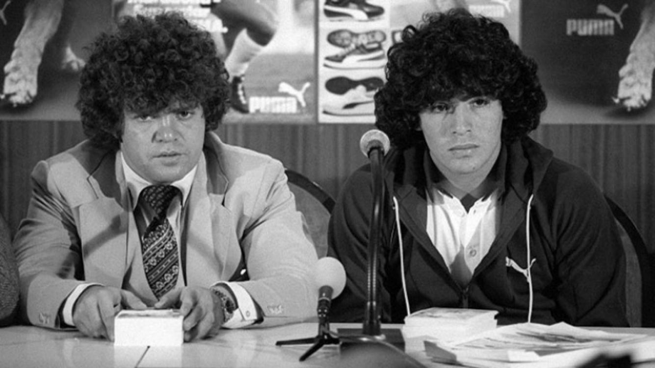 Murió Jorge Cyterszpiler, el primer manager de Maradona, tras caer de un séptimo piso