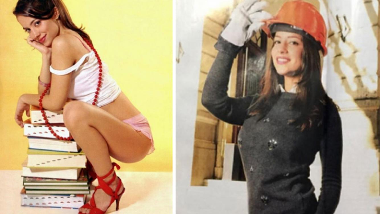 ¡Cambio de vida! Camila Velasco, de bomba sexy a ingeniera de YPF