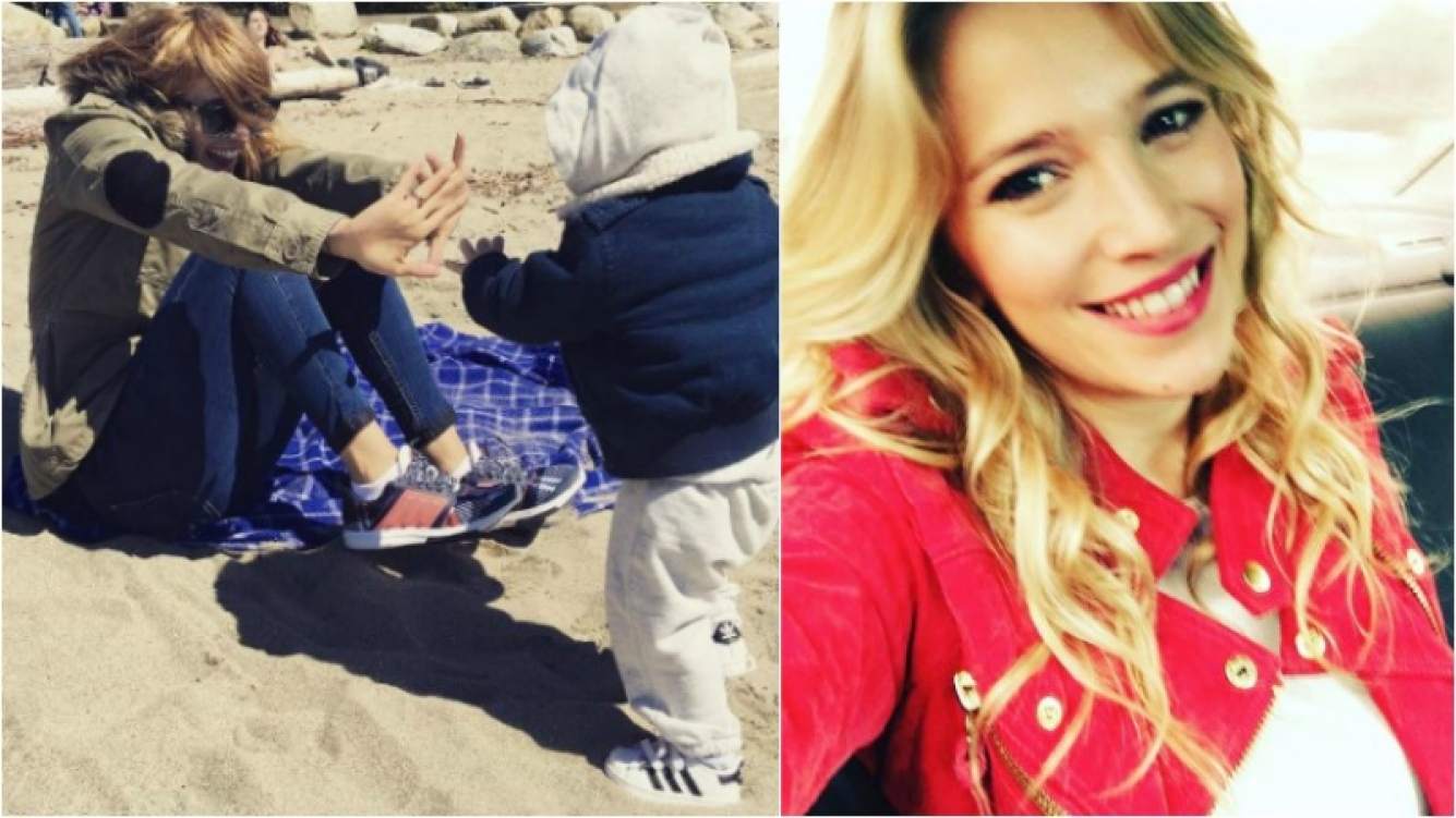 """La foto súper tierna de Luisana Lopilato, divertida junto a su hijo: """"Volver a reír"""" Foto: Instagram"""