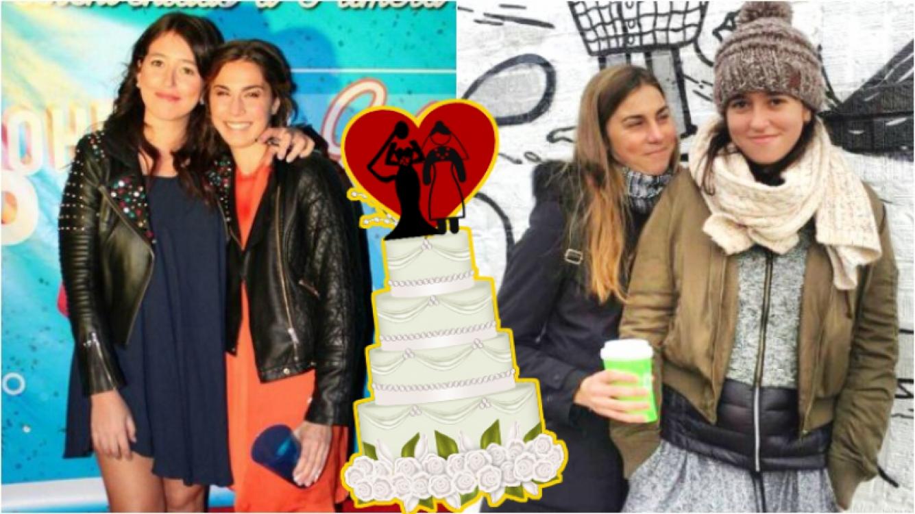 """Leticia Siciliani sorprendió a su novia al pedirle casamiento en vivo: """"¿En serio me lo decís?"""""""