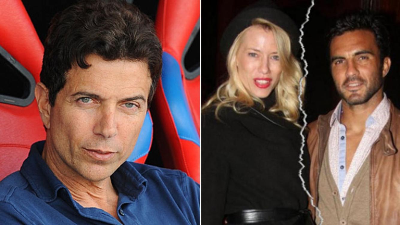 Habló Pablo Cosentino, el ¿tercero en discordia? entre Nicole y Cubero