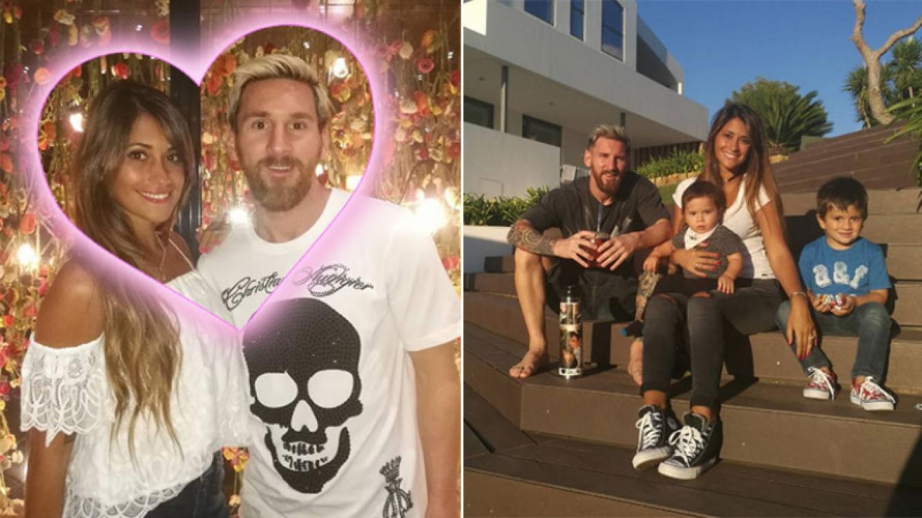 ¡Habemus fecha! Lionel Messi y Antonella Roccuzzo se casan en Rosario el 30 de junio