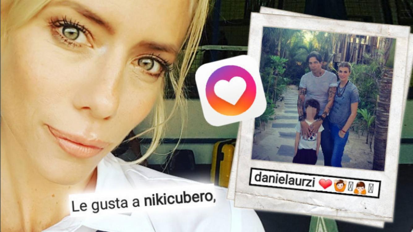 ¡En medio del escándalo! La llamativa reacción de Nicole Neumann ante la última foto de Daniela Urzi en Instagram