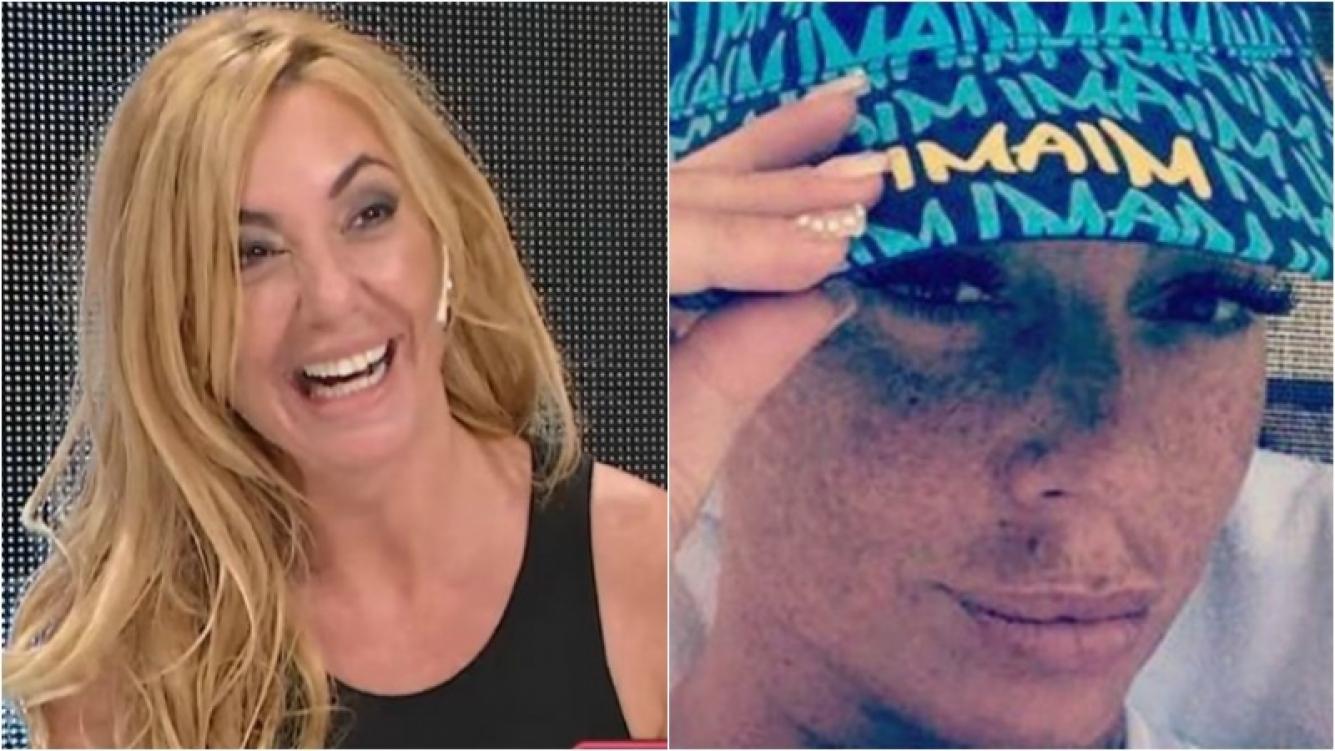 ¡Al natural! Pau Linda se sacó el maquillaje y lució con orgullo sus pecas. Foto: Instagram