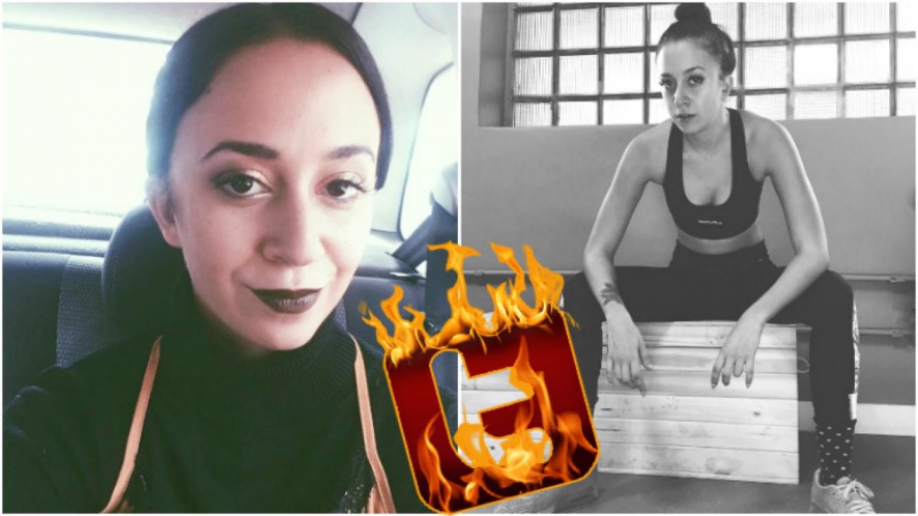 Naiara Awada perdió un trabajo por los fuertes insultos que recibió en Twitter (Fotos: Instagram)