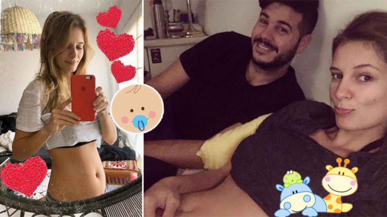 Nicolás Magaldi y Betiana Wolenberg van a ser papás (Foto: Instagram)