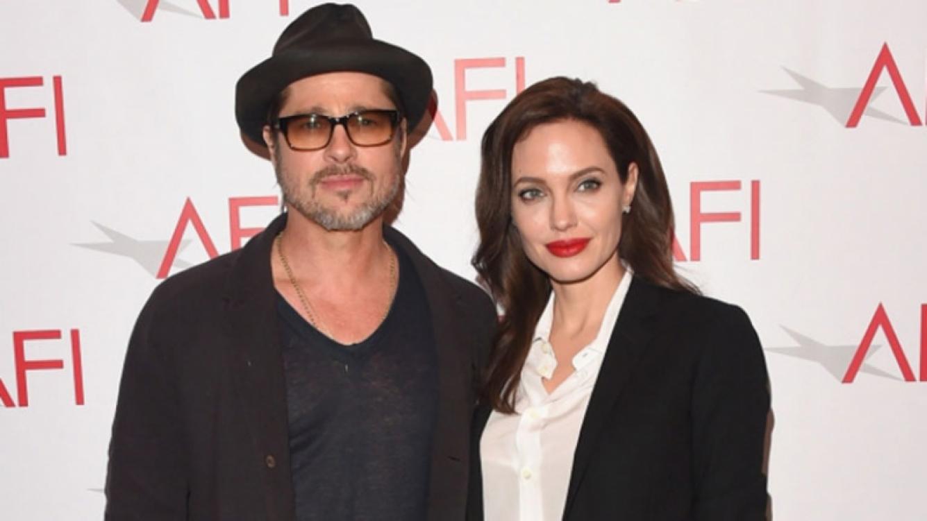 Brad Pitt y Angelina Jolie, ¿en camino a la reconciliación?