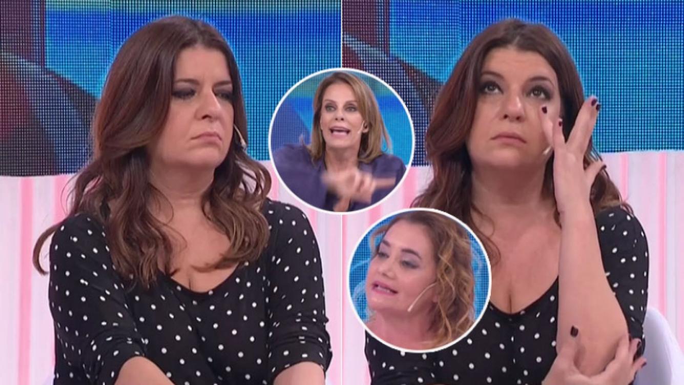 El descargo de Andrea Taboada luego de romper en llanto en TV