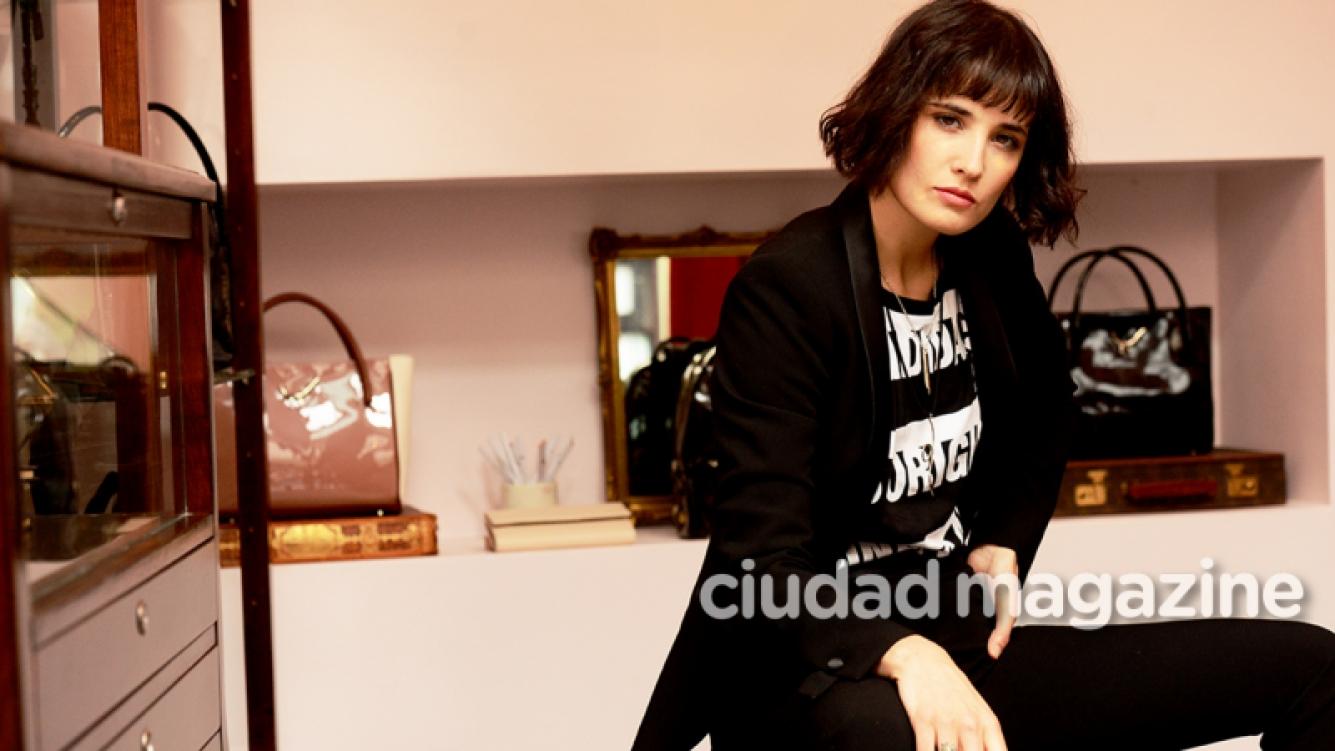 Florencia  Torrente habló de todo con Ciudad Magazine (Fotos: Musepic /Ciudad).