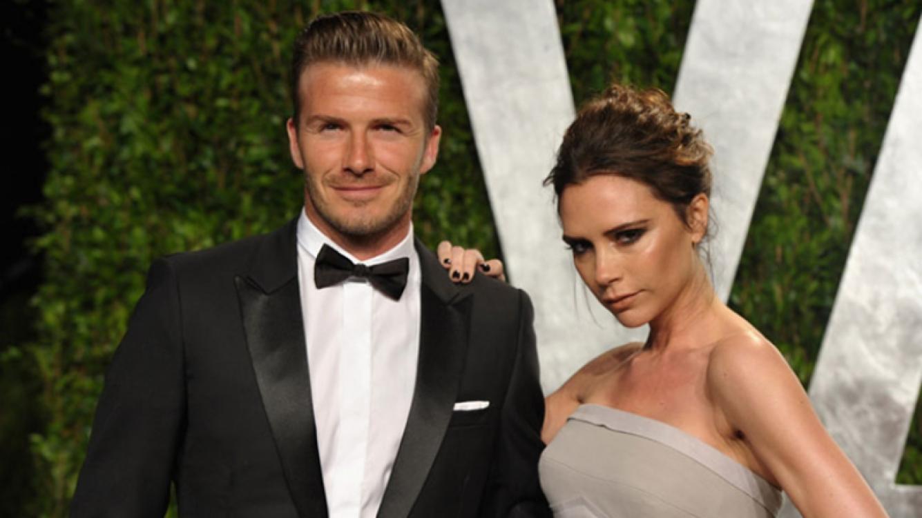 David Beckham y un regalo muy especial para Victoria.