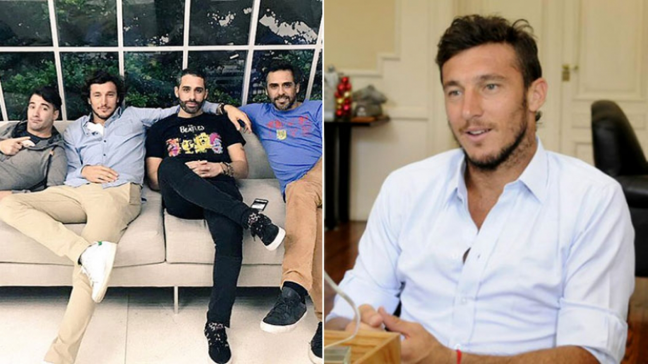 Pico Mónaco debutará como conductor de TV junto al Pollo Álvarez en un magazine.