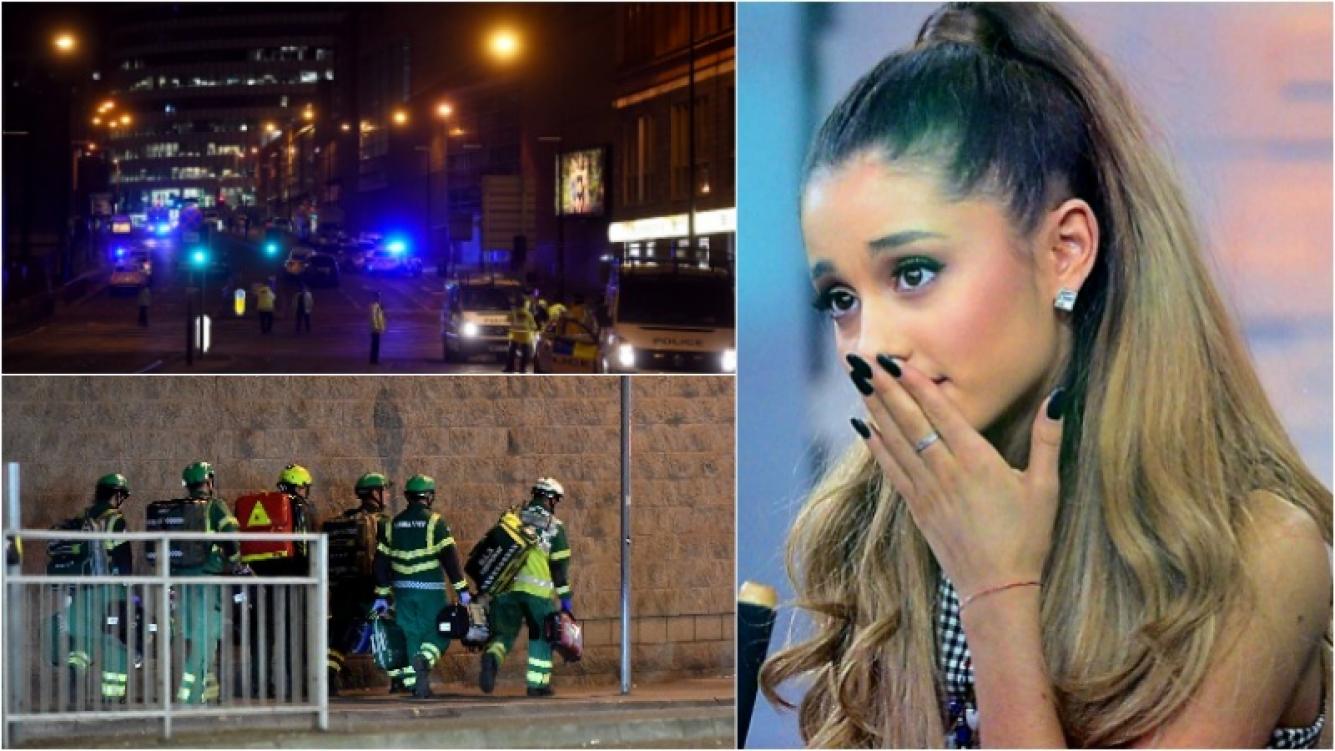 Explosiones en el Manchester Arena, un posible atentado terrorista