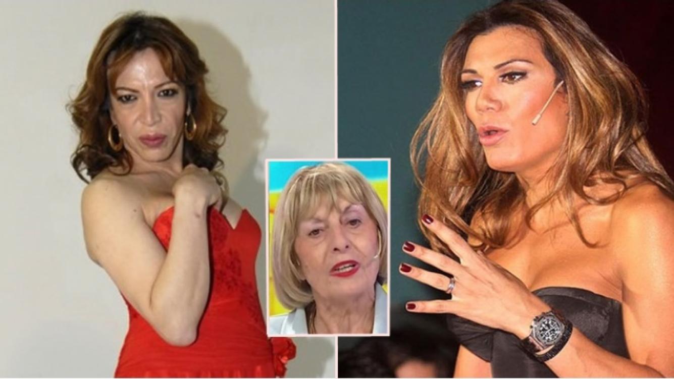 El enojo de Lizy Tagliani con Florencia de la Ve