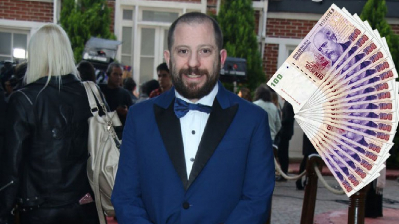 José Ottavis volvió a ganar la lotería