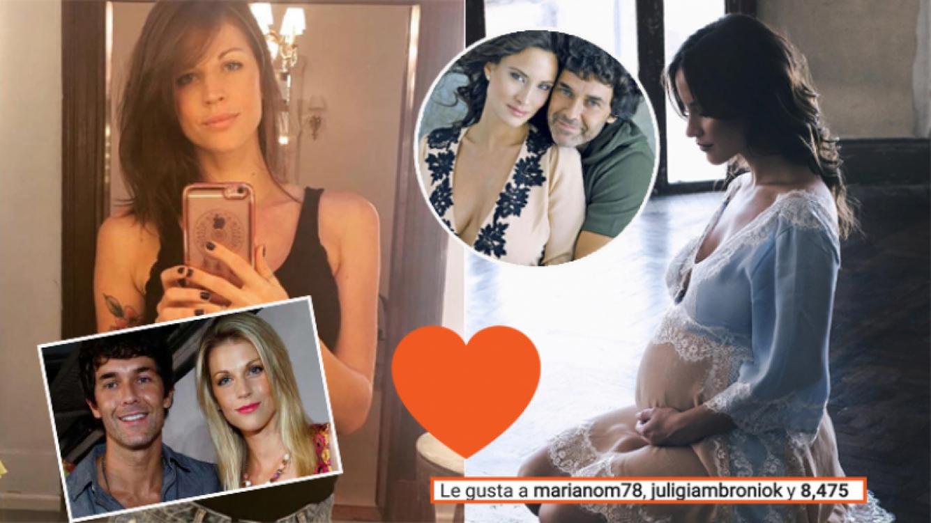 Juliana Giambroni y un gesto buena onda con Camila Cavallo (Fotos: Instagram).