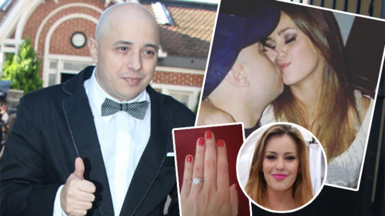 El Dipy le propuso casamiento a Mariana Diarco