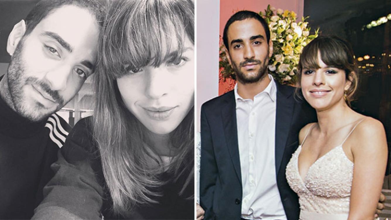 Lautaro Cura y Rosario Ortega blanquearon su romance. (Foto: Instagram y revista Gente)