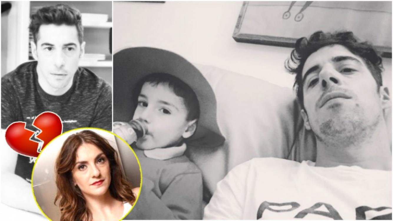 El primer fin de semana de Esteban Lamothe tras confirmarse su separación de Julieta Zylberberg (Fotos: Instagram y Web)