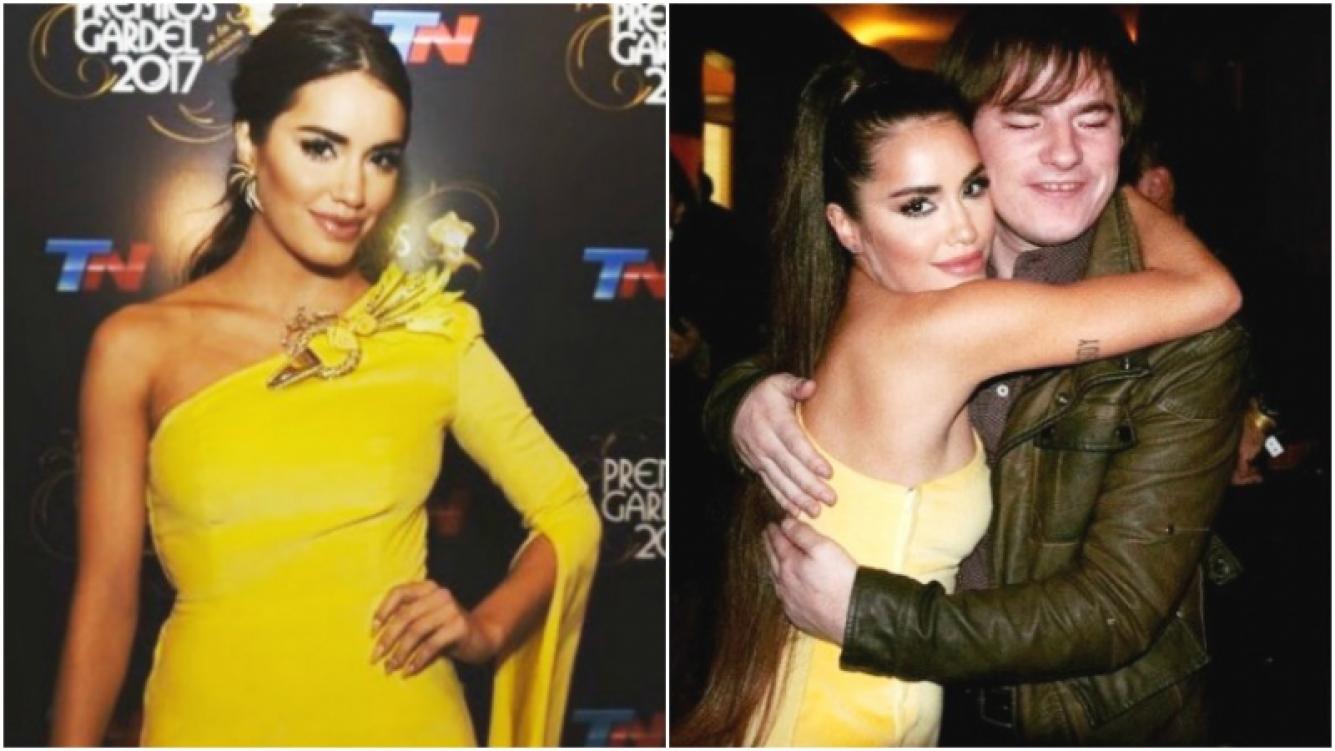 La tierna foto de Lali Espósito tras perder en las dos categorías de los Premios Gardel 2017 (Fotos: Instagram)