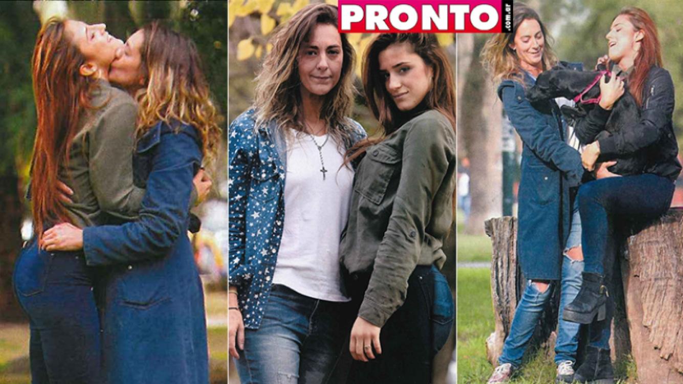 Celeste Roth y Chiara Mea, bailarina del Polaco en ShowMatch, posaron juntas para la revista Pronto.