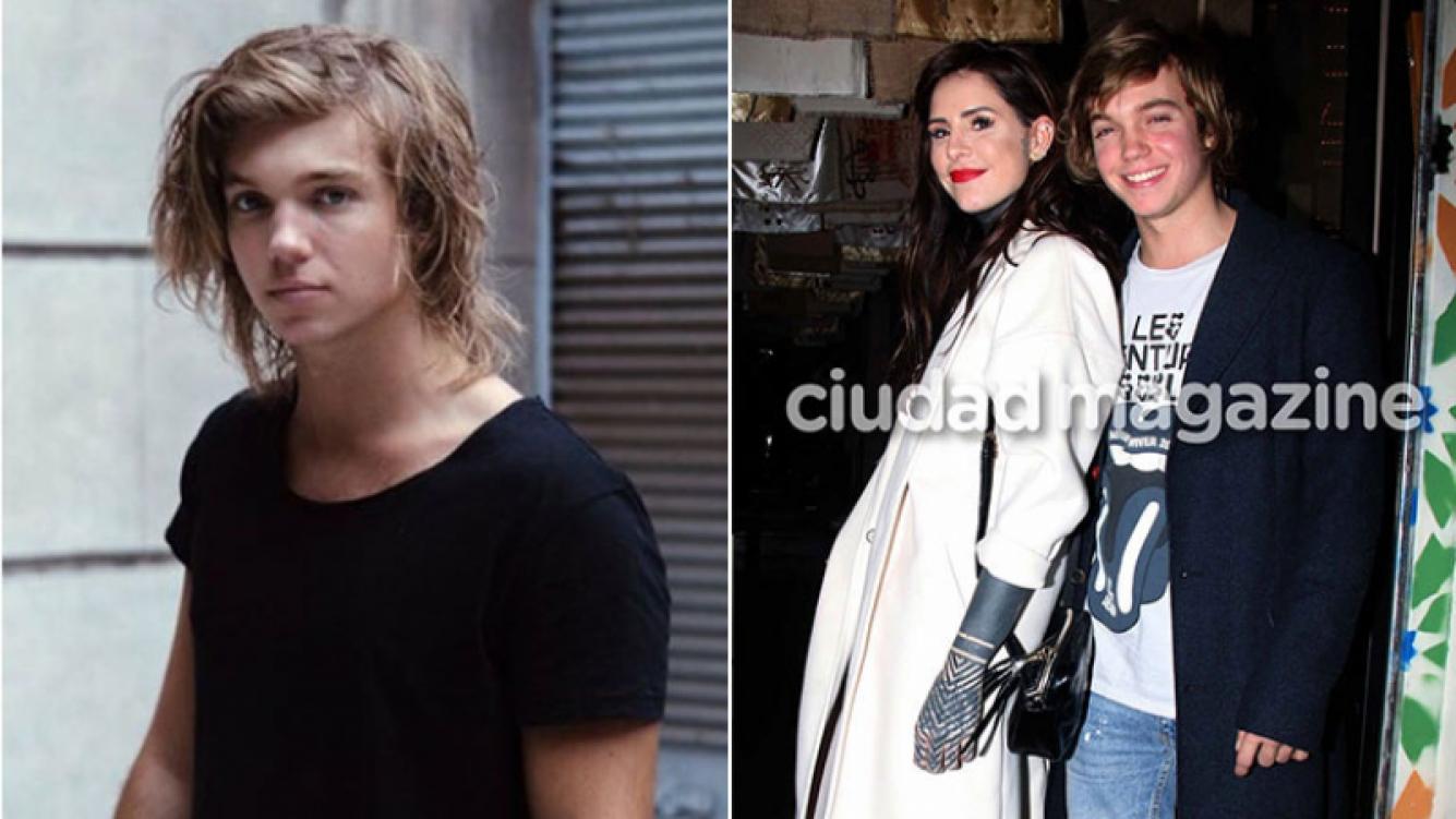 Franco Masini habló de su noviazgo con Candelaria Tinelli. (Foto: Instagram y Ciudad)