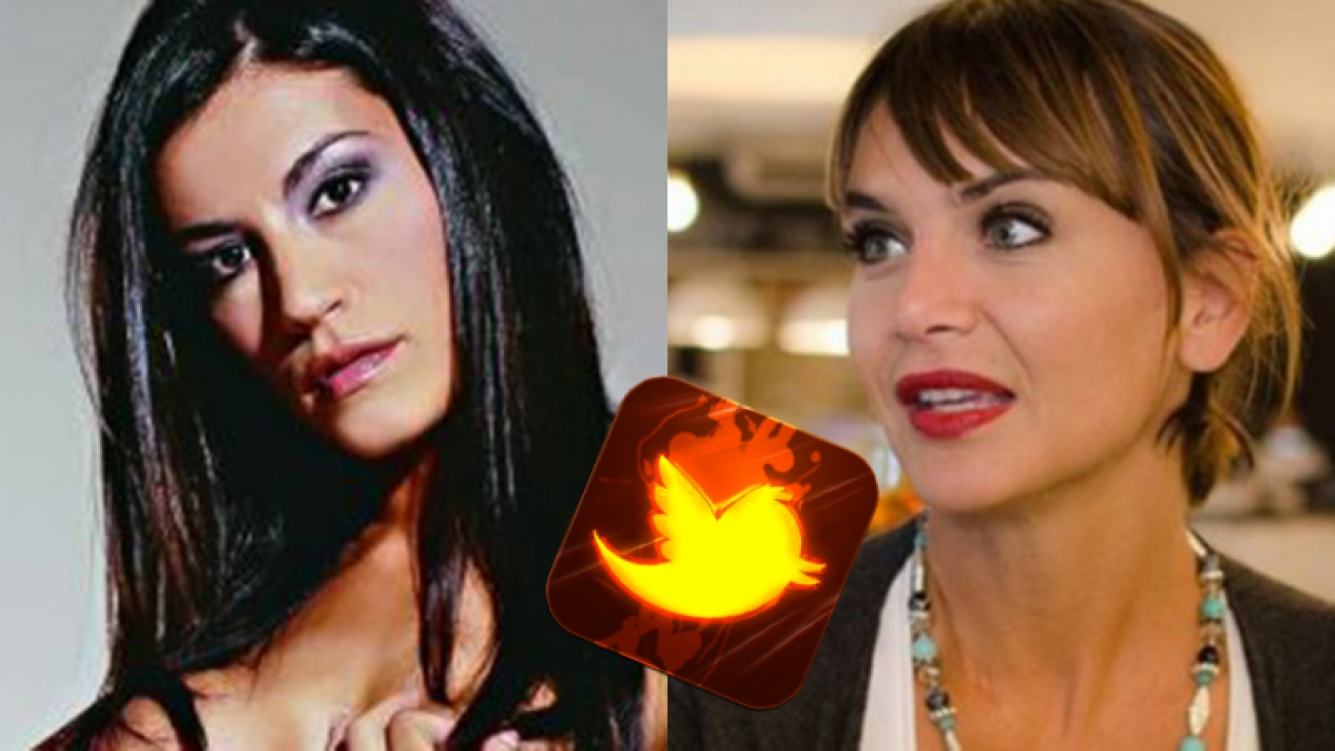 Natacha Jaitt, muy polémica contra Amalia Granata.