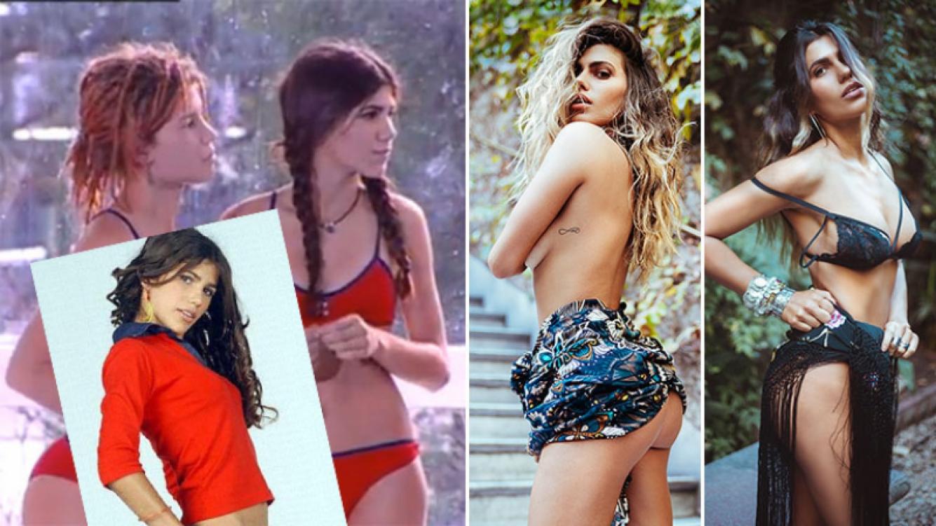 El destape más hot de Lis Moreno, ex Rebelde Way: sus fotos para la revista Playboy