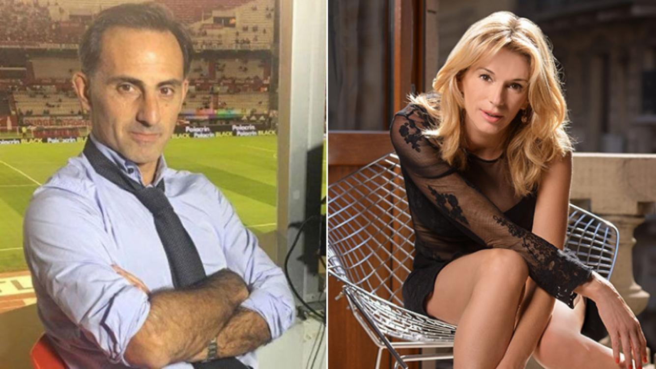 El tiempo dirá si la separación de Diego Latorre y Yanina es pasajera o definitiva. (Fotos: archivo Ciudad y Twitter)