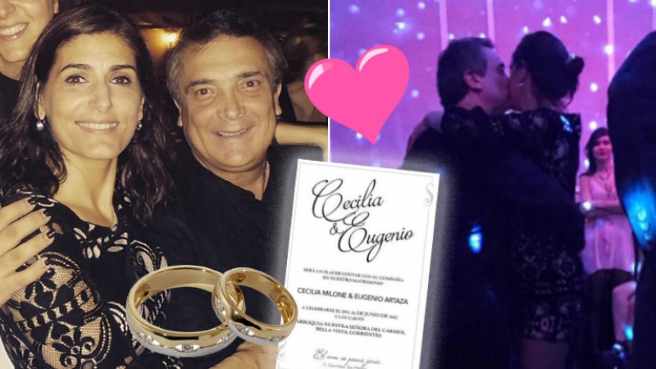 ¡Que vivan los novios! La original pre-fiesta de casamiento de Artaza y Milone junto a muchos famosos