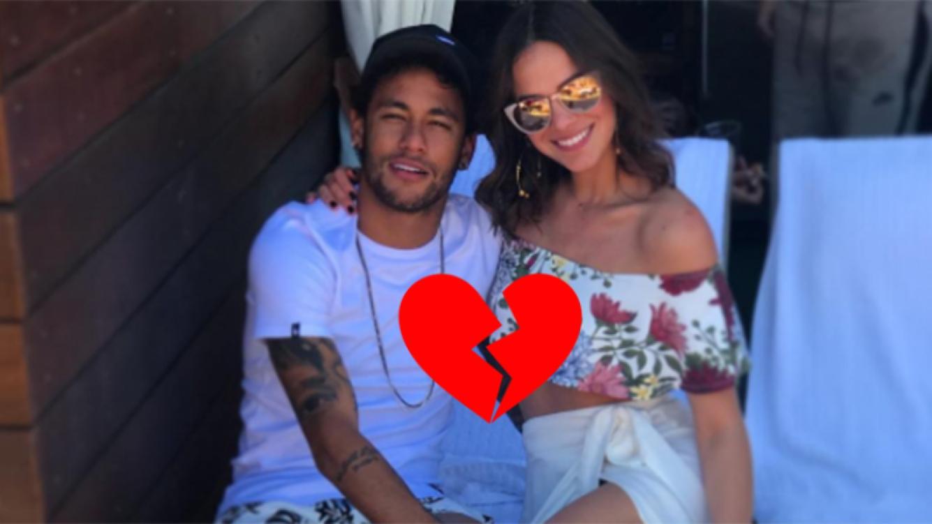 Neymar y la actriz Bruna Marquezine ya no están juntos (Foto: Instagram).