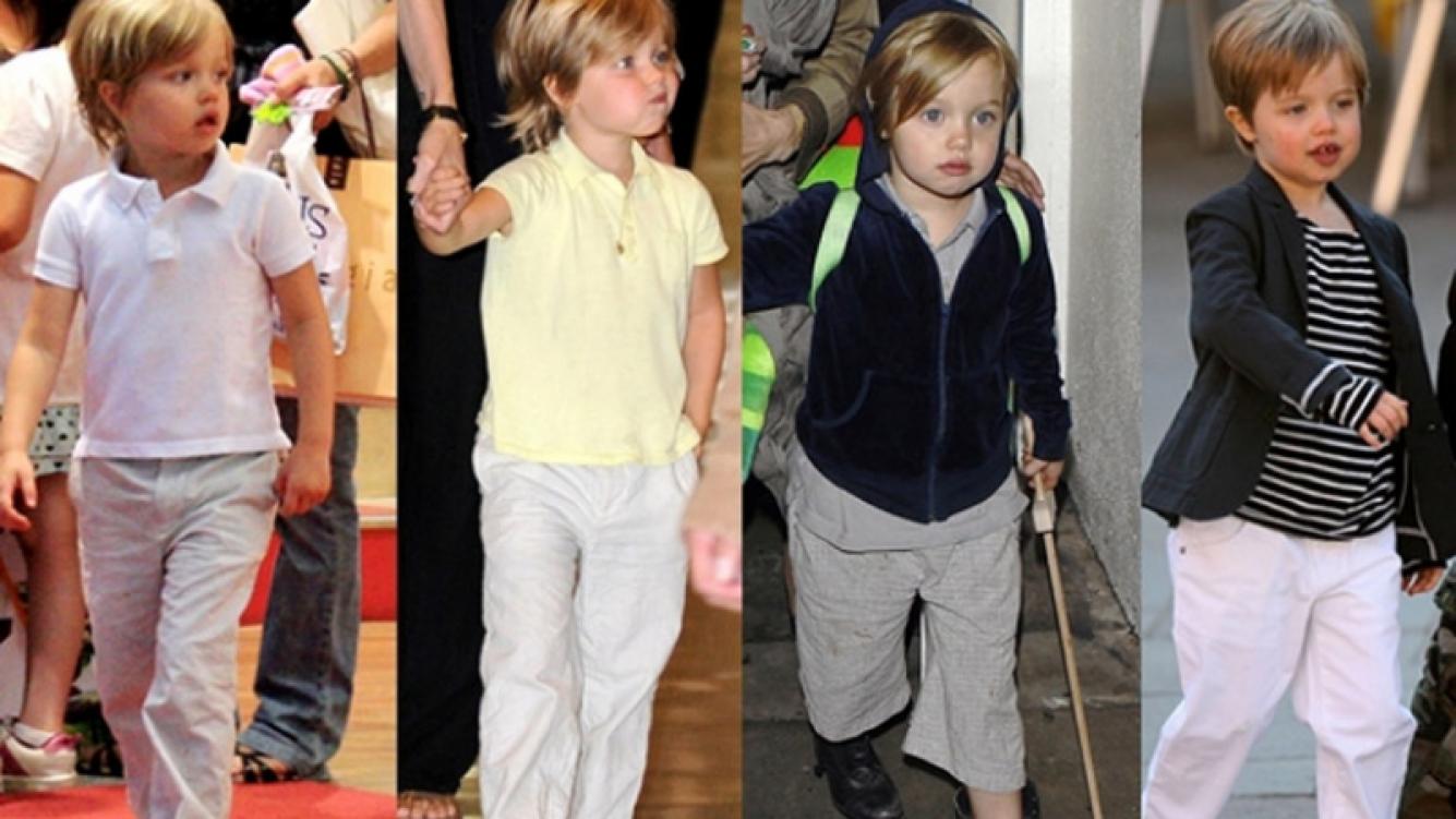 Los distintos looks de Shiloh Jolie Pitt.
