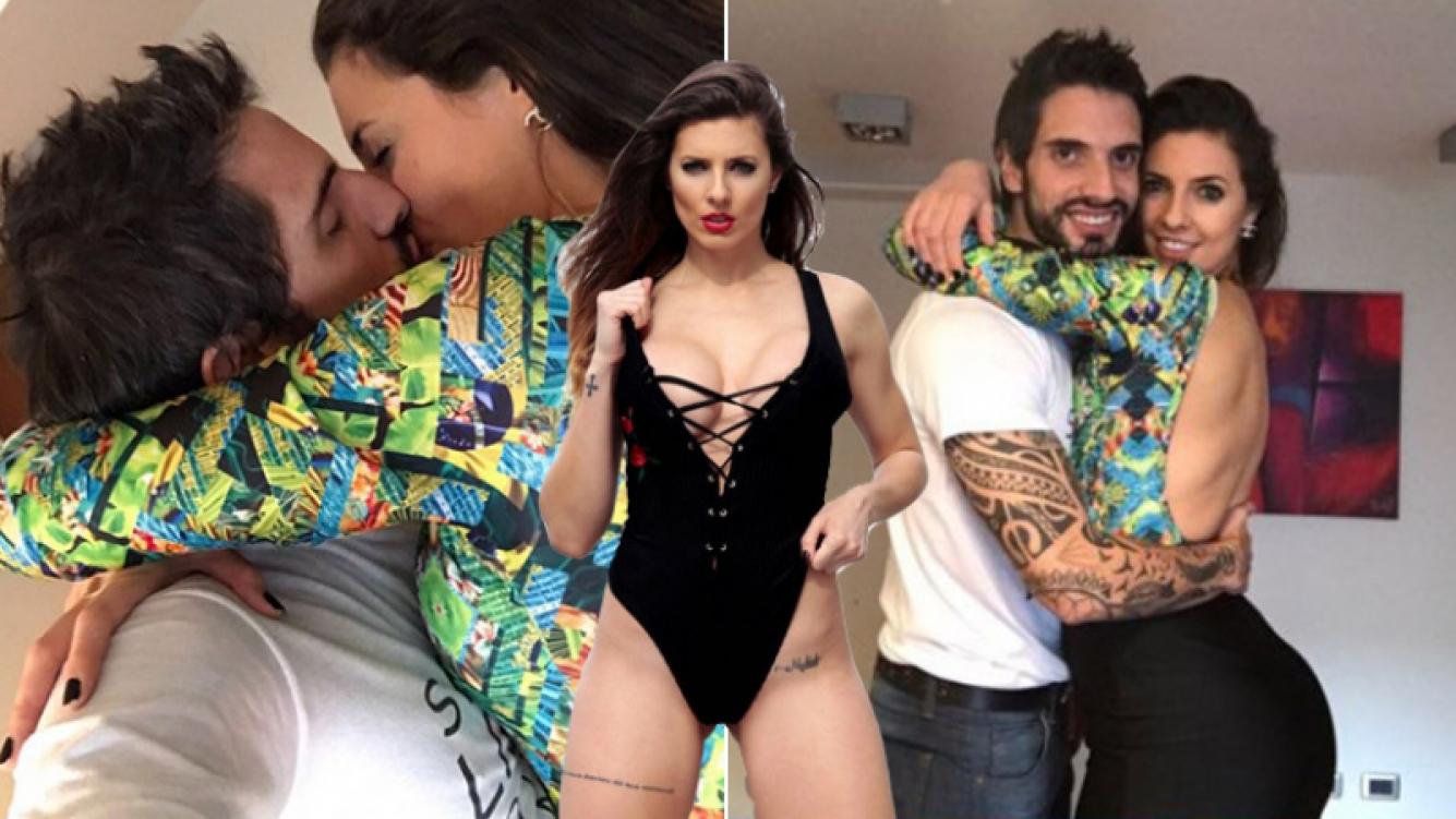 Tamara Bella y Juan Cruz Sanz están de novios hace una semana. (Foto: album de Tamara Gala)