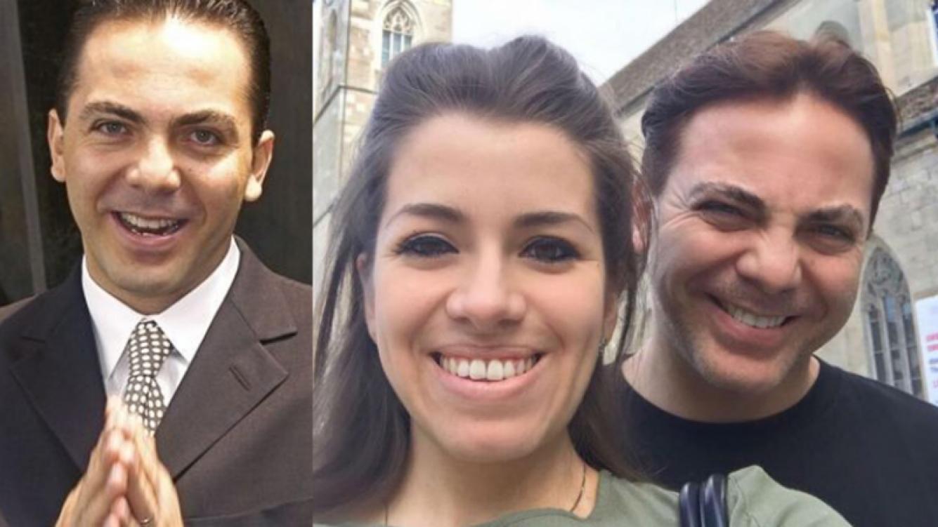 Cristian Castro se habría separado a un mes de la boda.